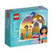Set de constructie LEGO Disney Princess Turnul micut al Jasminei