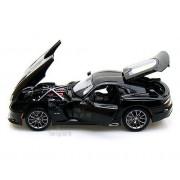 Maisto - SRT Dodge Viper GTS Hard Top (2013, 1:18, Black)