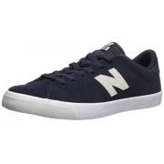 New Balance Men's 210v1 Skate Shoe Sneaker, Navy/White, 11 D US