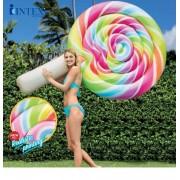 Intex nyalóka alakú strandmatrac 208x135cm 58753 EU