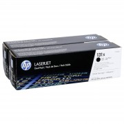 HP Toner CF 210 XD Twin Pack Svart No. 131 X
