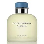 DOLCE & GABBANA LIGHT BLUE POUR HOMME 125ml Apa de toaleta, Barbati