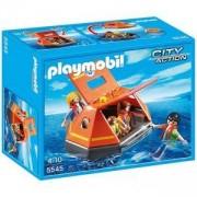 Комплект Плеймобил 5545 - Спасителна лодка, Playmobil, 291030