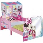 Worlds Apart Mimmi Pigg Juniorsäng med madrass - Disney Barnmöbler 651315