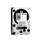 DISCO DURO WD BLACK 3.5 500GB SATA3 6GB/S 64MB 7200RPM P/PC DE ALTO RENDIMIENTO