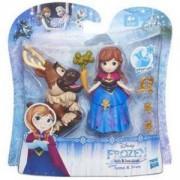 Кукла комплект, Frozen Anna, B5185