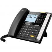 Alcatel Temporis IP701G Teléfono IP Negro