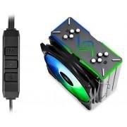 DeepCool GAMMAXXGT UNI kuler 130W 120mm.Fan 500~1500rpm 56CFM 18~27dBa LGA Intel/AMD 870g 4xpipes