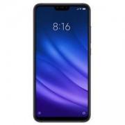 Смартфон Xiaomi Mi 8 Lite, 6.26 инча (2280x1080), Dual SIM, 4/64 GB, черен, MZB6975EU