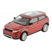 Welly 1:24 Die Cast Land Rover Range Rover Evoque, Multicolor