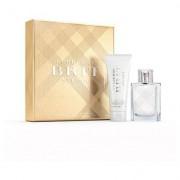 Kit Burberry Brit Splash Perfume Masculino Eau de Toilette 50ml + Loção Corporal 75ml - Masculino
