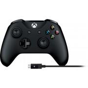Draadloze Xbox-controller + kabel voor Windows