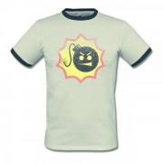 Tricou marimea XL Serious Sam Vintage Logo Ringer