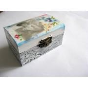 cutie lemn decorata 21081
