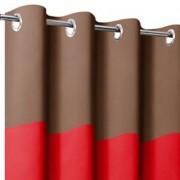Rideaux Occultants Bicolores - Tête Chocolat