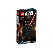 Lego Kylo Ren 75117 Star Wars Toy, Multi Color