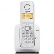 Безжичен DECT телефон Gigaset A120, Бял, 1015070