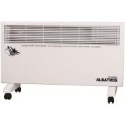 Convector electric Albatros TC-2000A, 2 trepte, 2000 W (Alb)