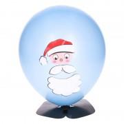 Geen Kerstman ballon versieren 27 cm
