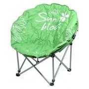szék kemping összecsukható Cattara VIRÁGOK zöld