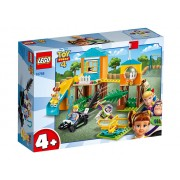 AVENTURA LUI BUZZ SI BO PEEP PE TERENUL DE JOACA - LEGO (10768)