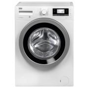 Masina de spalat rufe Beko Stain Expert WTC6634XS0, Motor Pro Smart, 6 kg, clasa energetica A+++ (-10%), 1200rpm, afisaj LCD, 16 programe, alb