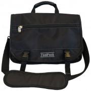 Toolpack Laptoptas Format zwart 40x15x31 cm 360.047