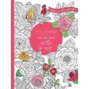 52 de saptamani ca sa vezi viata in roz - Agenda mea de colorat