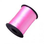 Set Of 2 Party Decorative Supplies Ribbon Balloon Curling Ribbons, Pink