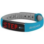 Fitness náramek Sigma Activo, modrá