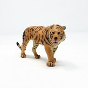 High Quality Model Tiger Animal Toy Figure 5 inch - Realistically Detailed Die Cast Toy Collectible Wild Animals