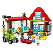 Set Lego Duplo Farm Adventures