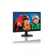 "Philips monitor 19,5"" - 203V5LSB26/10 1600x900, 16:9, 200 cd/m2, 5ms, VGA"