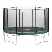 Salta Combo trampoline met veiligheidsnet ⌀244 cm - groen