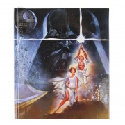 Notepad STAR WARS - DARTH VADER - LOW FREQUENCY - SDTSDT27015
