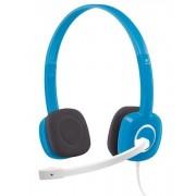 Logitech-H150-Stereo-Headset-Sky-Blue-Garancija-2god