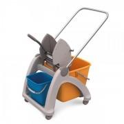 Merida úklidový vozík Roll-mop s plastovou konstrukcí MO2P