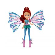 Papusa Winx Mini Zane Sirenix - Bloom - 12 cm
