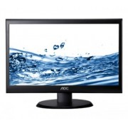 "MONITOR AOC 21.5"" LED, 1920X1080, 5MS, 200CD/MO VGA+DVI E2270SWDN"