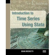 Introduction to Time Series Using Stata by Sean Becketti