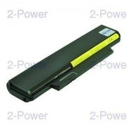 2-Power Laptopbatteri Lenovo 11.1v 5200mAh (0A36290)