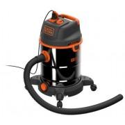 Прахосмукачка за сухо и мокро почистване Black & Decker BXVC30XTDE