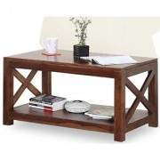 Shilpi Wooden Handmade Amazing Look Standard Size Home Decor Coffee Table