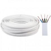 Cablu cupru YDYP 5X2.5 450/750V 100M Alb