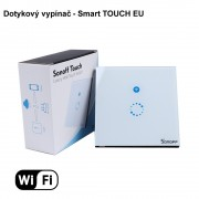 Dotykový vypínač Smart TOUCH EU