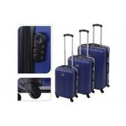 Koffer blauw - 61 liter