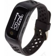 Smartband Garett Fit 20 GPS Bluetooth Monitorizare activitati WP IP68 Black