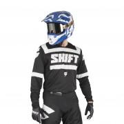 Shift 3Lack Strike Crosströja Svart-Vit MX 18