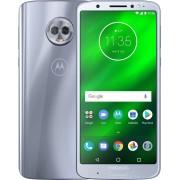 Motorola Moto G6 Plus - 64GB - Dual Sim - Silver (zilver)