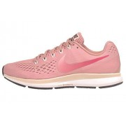 Nike Air Zoom Pegasus 34 Zapatillas de Correr para Mujer, Rust Pink Tropical Pink 606, 7 US